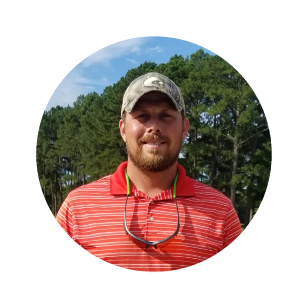 Eddie Grecu ~ Assistant Golf Course Superintendent