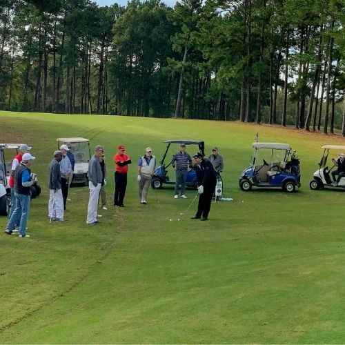 Brent Belton Golf Academy Corporate | Group Lesson: $200.00