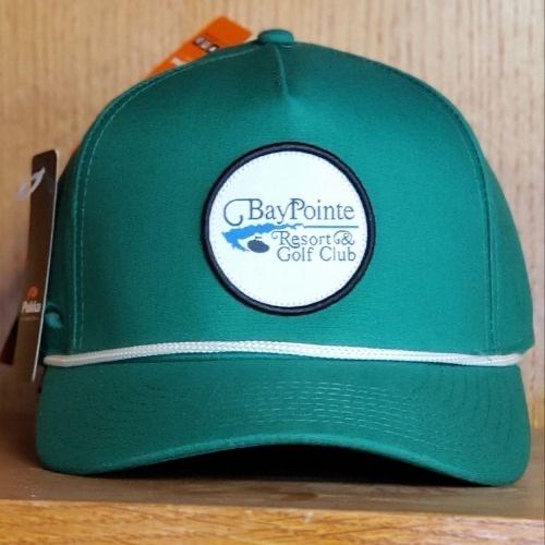 Pukka Retro Tour Rope Hat: $30