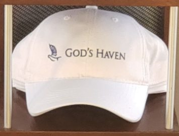 God's Haven Ministries Hat: $25