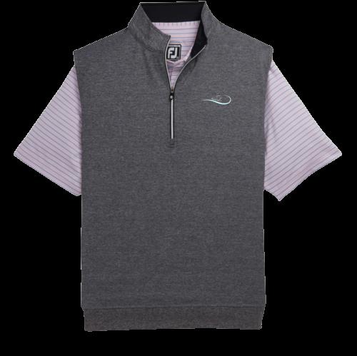 FootJoy Performance Vest Grey Heather: $85