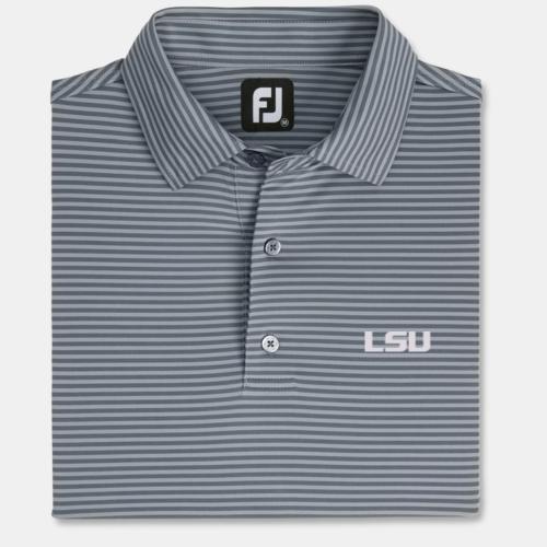 NEW LSU Grey/Smoke Lisle Feeder Stripe (M to XXL): $75