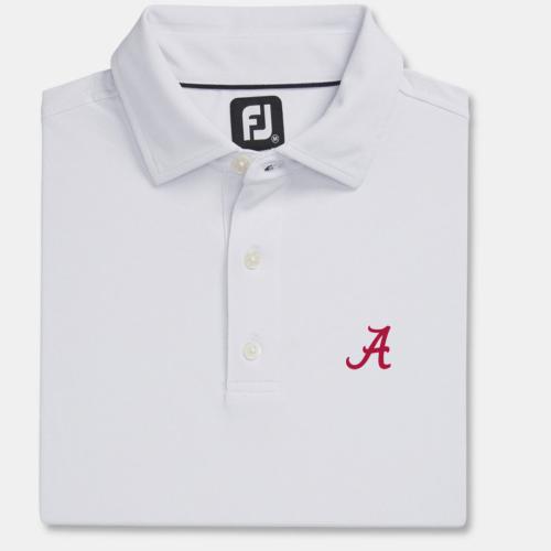 NEW Alabama White Stretch Pique (M to XXL): $75
